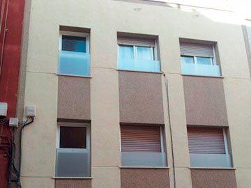 Rehabilitación de Fachadas en Badalona – Calle Vic