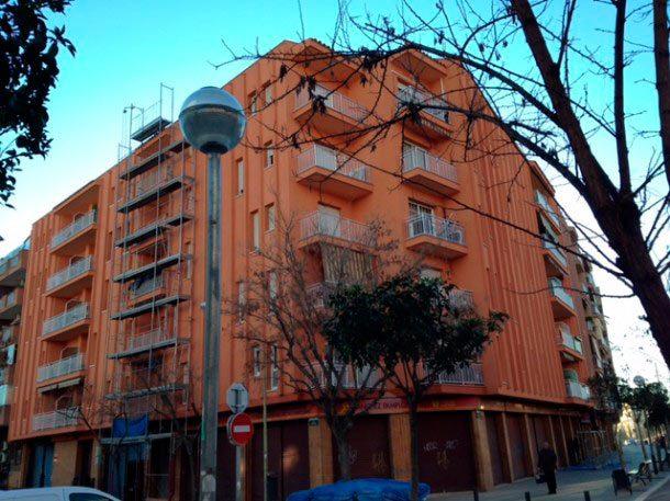 Calle Cannigó, Barberà del Vallès
