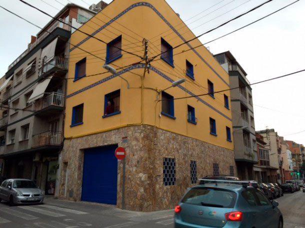 Calle de la Diputació, Mollet del Vallès