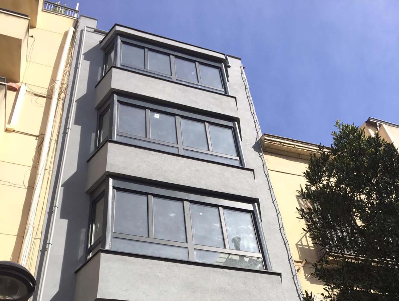 Proyector de rehabilitación barcelona Creu Gran 5 Terrassa img top