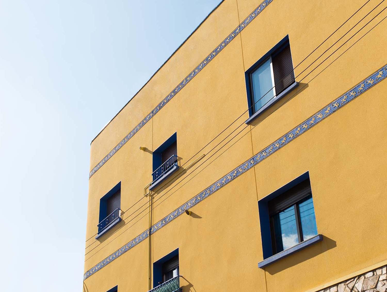 Proyector de rehabilitación barcelona Diputacion 22 Mollet del Valles img top