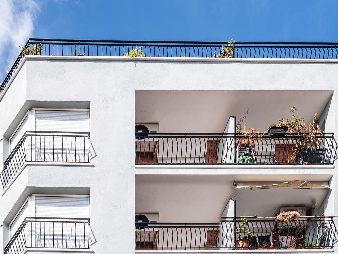 Proyector de rehabilitación barcelona Doctor Pearson 87-89 Terrassa img top