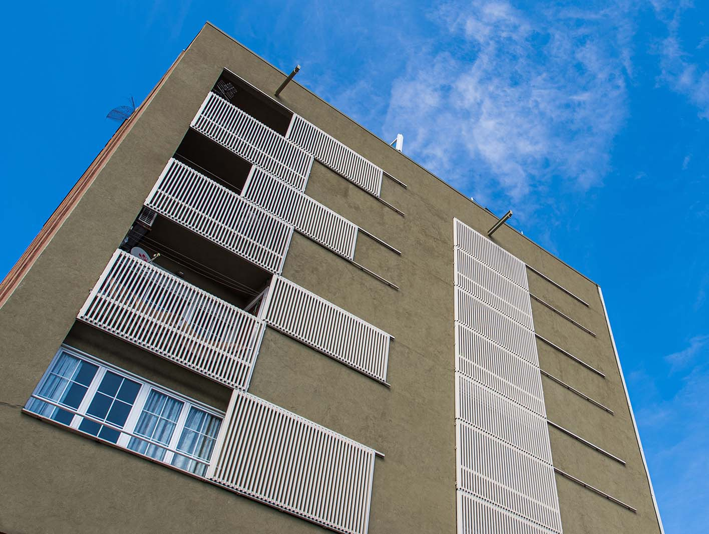 Proyector de rehabilitación barcelona Montcada 87-89 Terrassa img top