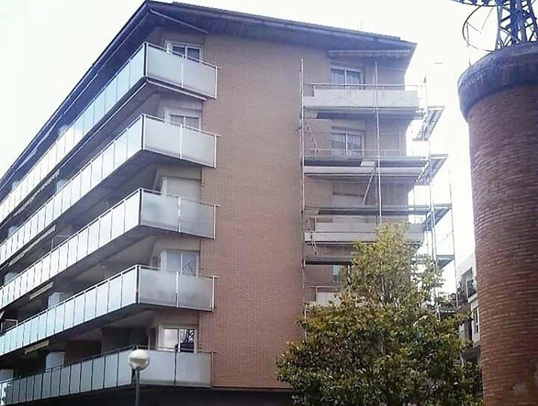 Proyector de rehabilitación barcelona Passeig de Castellar Terrassa img top