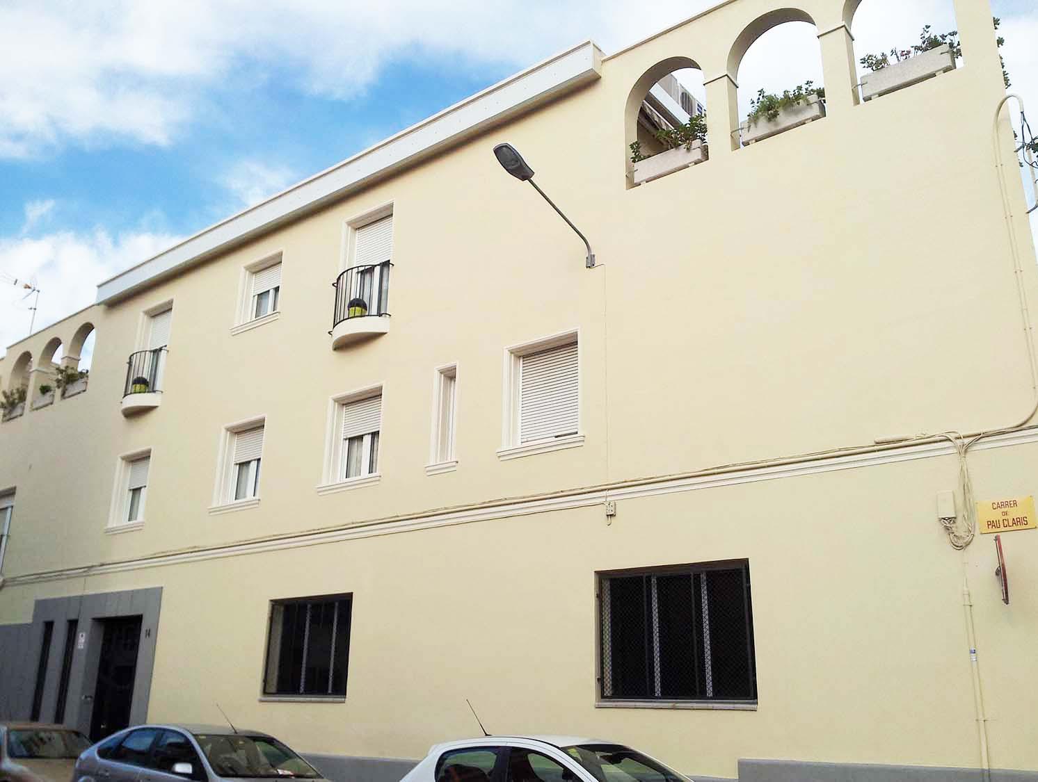 Proyector de rehabilitación barcelona Pau Claris Sabadell img top