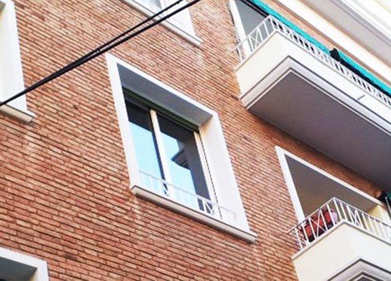 Rehabilitaciones de fachadas: Comunidades, edificios y casas